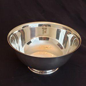 WM Rogers Paul Revere Reproduction Bowl